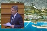 Κατήγγειλε ότι δασικός σταματά την επένδυση ύψους 8,2 δις ευρώ στο Ελληνικό, με την ανοχή και τη βοήθεια της Κυβέρνησης