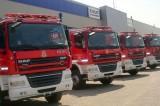 Δωρίζει 3 πυροσβεστικά στο Βύρωνα ο ΣΠΑΥ