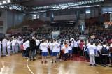 192 ομάδες στο Γαλάτσι έβαλαν «Τάπα στη βία και τον ρατσισμό»