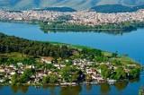 Απαγορεύθηκε το ψάρεμα στη λίμνη Παμβώτιδα