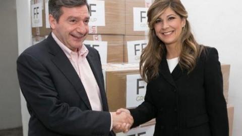Αρωγός η FolliFollieστηρίζει των κοινωνικών δομών του δήμου Αθηναίων