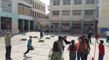 «Γνωριμία» μαθητών της Νίκαιας με τα αθλήματα του στίβου