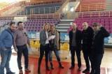 Κορυφώνονται οι προετοιμασίες για το Ευρωπαϊκό Πρωτάθλημα Μπάσκετ U19 στο Ηράκλειο
