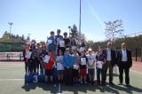 Δεκάδες παιδιά στους διαδημοτικούς αγώνες τένις της Κηφισιάς