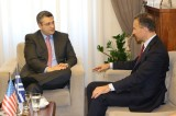 Πιστοποίησε το ενδιαφέρον των ΗΠΑ για τη Μακεδονία η επίσκεψη Cohen