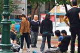 Τη Βουλή  για τις τριτοκοσμικές καταστάσεις στην Αθήνα ενημερώνει ο Καμίνης