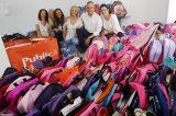 Η Γλυφάδα της αλληλεγγύης γέμισε τις άδειες σχολικές τσάντες