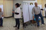 Ασκήσεις ηλικιωμένων στα ΚΑΠΗ Ελευσίνας για την αποφυγή πτώσεων