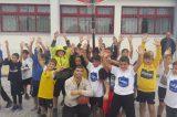 Εκατοντάδες παιδιά σε αγώνες Καλαθοσφαίρισης στις Σέρρες