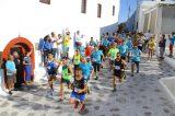 Εκατοντάδες έτρεξαν στο Mykonos Run