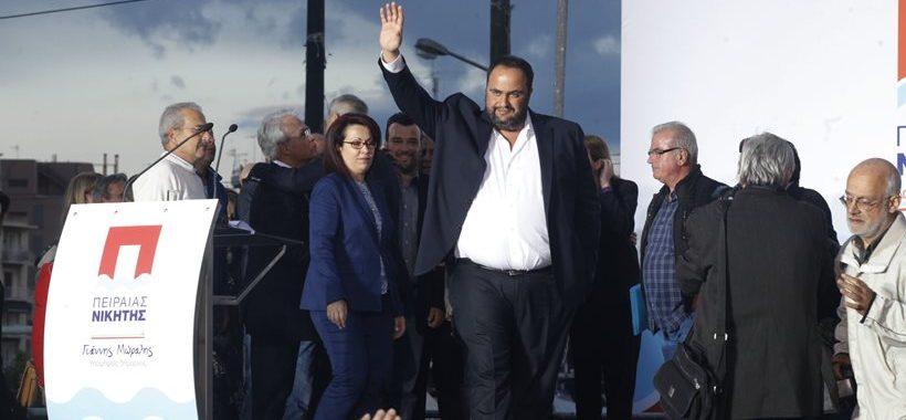 """Καταπέλτης ο Μαρινάκης κατά κυβέρνησης και """" Λιμάνι της Αγωνίας"""" στην επιστολή παραίτησής του από Δημοτικός Σύμβουλος"""
