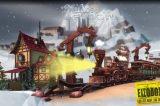 Με δωρεάν είσοδο και παιχνίδια ο Μύλος των Ξωτικών, το μεγαλύτερο χριστουγεννιάτικο θεματικό πάρκο στην Ελλάδα