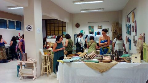 Ξεκίνησαν τα μαθήματα δημιουργικής και καλλιτεχνικής απασχόλησης στο Ηράκλειο Αττικής