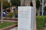 Το Αιγάλεω τίμησε με προτομή σε πλατεία τον μεγάλο Ζαμπέτα