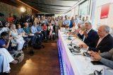 Από τα Πετράλωνα ξεκινά ανεπίσημα την προεκλογική του εκστρατεία ο Πατούλης