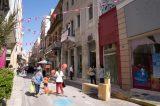 Αναπλάσσονται άλλοι 19 δρόμοι του Εμπορικού Τριγώνου της Αθήνας