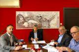Έργα βελτίωσης των αθλητικών εγκαταστάσεων του Τυρνάβου