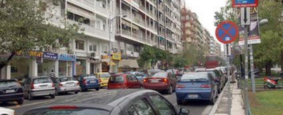 Επέκταση της ελεγχόμενης στάθμευσης στη Θεσσαλονίκη.11.000 ευρώ τα ημερήσια έσοδα