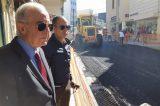 Με ταχύτατους ρυθμούς τα έργα στο κέντρο του Ηρακλείου