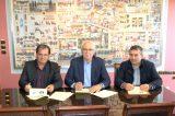 Ξεκινούν συνεργασία διαχείρισης των νοσοκομειακών απορριμμάτων της Λάρισας