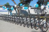 Κοινόχρηστα ποδήλατα και στο Π. Φάληρο