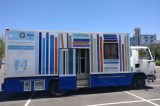 Και πάλι στις γειτονιές της Αθήνας η Κινητή Βιβλιοθήκη