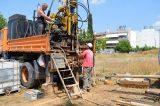 Αντιπλημμυρικό έργο στη Μεγαλόπολη