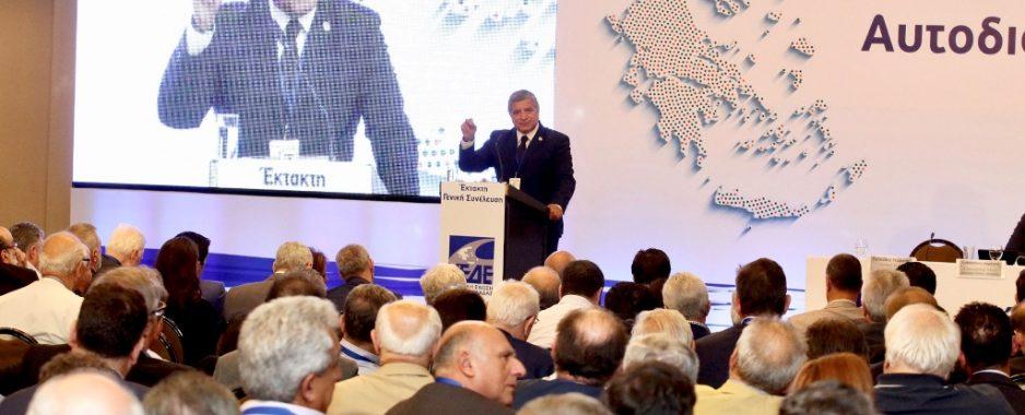 Γ. Πατούλης: Δεν φτιάχνω κόμμα . Θα είμαι υποψήφιος για την Αθήνα