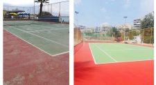 Αθλητικά έργα στον Πειραιά από το Δήμο