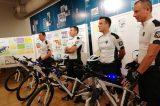 Και  στα Τρίκαλα οι αστυνομικοί με ποδήλατο