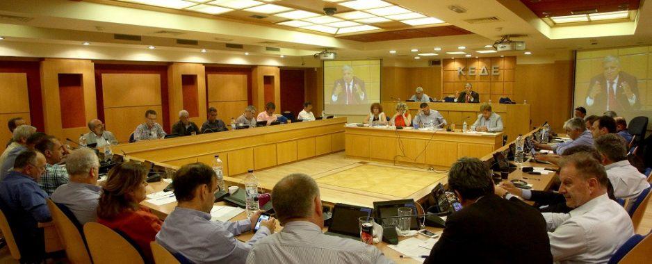 ΚΕΔΕ: Κατά το δοκούν οι δήμοι να δίδουν τα δώρα Χριστουγέννων και Πάσχα