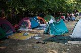 Οι «προηγούμενοι» έφταιγαν κα Δούρου όταν επί ημερών σας έγινε απέραντος προσφυγικός καταυλισμός το Π. Άρεως ;