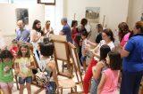 Με επιτυχία η έκθεση του Εργαστηρίου Ζωγραφικής του Δήμου Πύργου