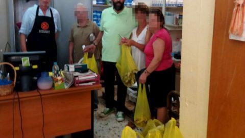500 κιλά φρέσκα ψάρια διένειμε το Κοινωνικό Παντοπωλείο του Δήμου Αμαρουσίου