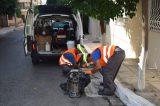 Απεντόμωση και μυοκτονία σ΄όλα τα φρεάτια του δήμου Αγίας Βαρβάρας