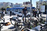 Ξανά τα κοινόχρηστα ποδήλατα στην Πάτρα . 1300 τα χρησιμοποιούσαν !
