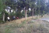 Αυγουστιάτικα «θυμήθηκαν» να καθαρίσουν το περιαστικό δάσος του Σέιχ Σου