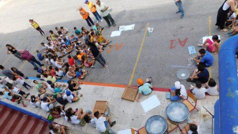 Με επιτυχία το καλοκαιρινό camp του Δήμου Καισαριανής