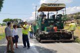 Έργα οδοποιίας πολλών χιλιομέτρων στη Λέσβο