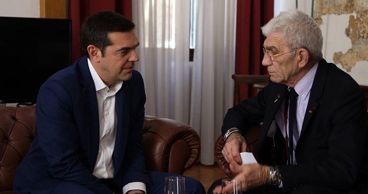 Λέει «ναι» σε στήριξη και από τον ΣΥΡΙΖΑ της νέας υποψηφιότητας του , ο Μπουτάρης