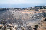 ΕΕ: Kαμία αποζημίωση για τους πληγέντες από την καταστροφική πυρκαγιά στην Αν. Αττική