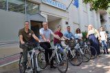 Υπηρεσιακά … ποδήλατα αντί για αυτοκίνητα στο Δήμο Καρδίτσας