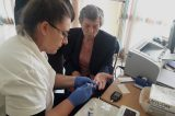Εκατοντάδες εξετάσεις στο Ίλιον για τον Σακχαρώδη Διαβήτη