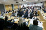 Για τις αλλαγές στα θεσμικά και τα εκλογικά της Αυτοδιοίκησης ενημερώθηκαν αιρετοί και στελέχη των δήμων Αττικής