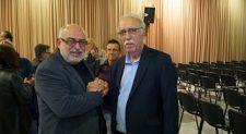 Με παρουσία σύσσωμου του ΣΥΡΙΖΑ ανακηρύχθηκε ξανά υποψήφιος ο Σπηλόπουλος στο Χαιδάρι