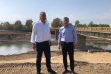Αντιπλημμυρικά έργα 5 εκατ. ευρώ σε δήμους των Τρικάλων