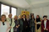 Εξήρε η Χρυσοβελώνη τη δράση του Κέντρου Στήριξης Γυναικών Θυμάτων Βίας του Δήμου Θηβαίων