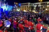 «Πλατεία χαράς» στα Γιάννενα.Σε χριστουγεννιάτικη διάθεση όλη η πόλη