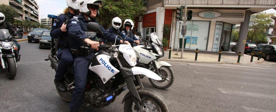 Και μηχανές  στη « ΔΙΑΣ» πρόθυμος να αγοράσει ο δήμος Αθηναίων αν η κυβέρνηση διαθέσει αστυνομικούς για περιπολίες