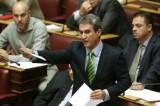Το ΠΑΣΟΚ και όχι η κυβέρνηση κατέθεσε τροπολογία για τα ακίνητα στην παραλία Καλλιθέας. Θα την ψηφίσει ο ΣΥΡΙΖΑ;